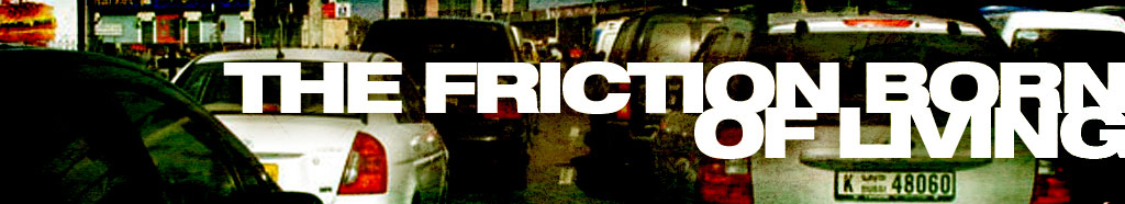 Inertia and the Friction Born of Living